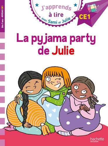 La Pyjama party de Julie
